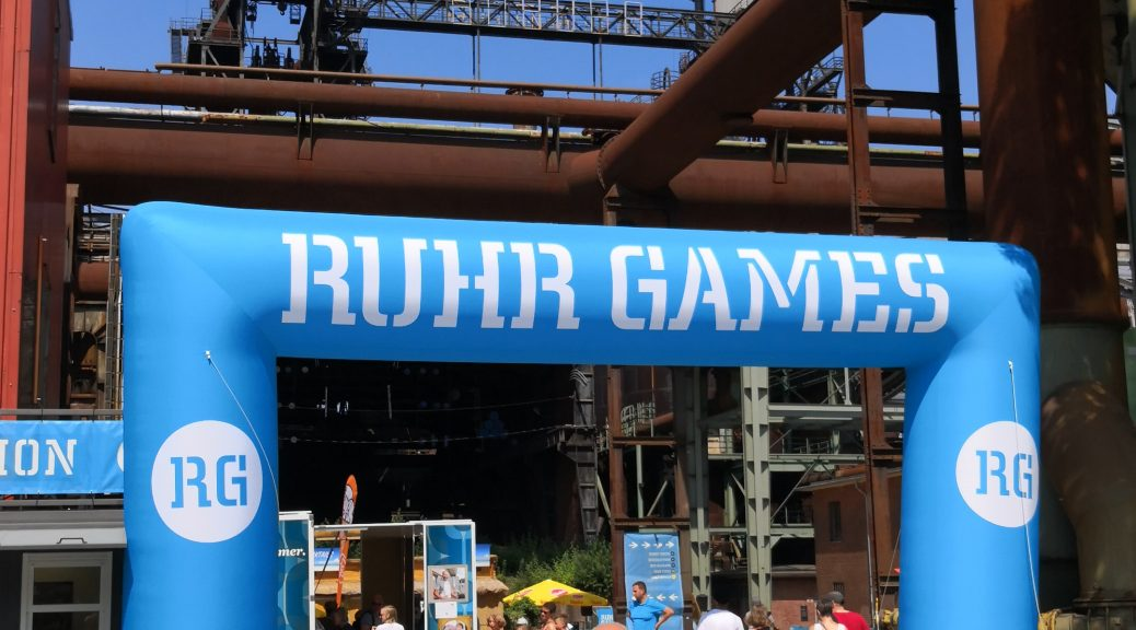 Ruhrgames 2019